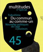 45. Multitudes 45, n°SPÉCIAL, été 2011