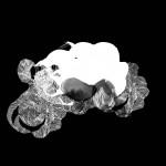 Qubo Gas - Paper Moon Black & White, 2010