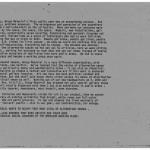 Caution. Alternative Space!, 1981, handout - Group Material