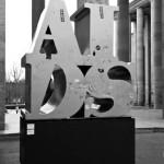 AIDS sculpture - General Idea