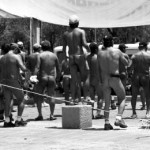 Los Desnudos - Notre corps est une arme, video, 12' - 2012