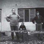 Les paysans, vidéo, 18' - 2000