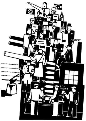 Gerd Arntz, graphiste, 1900-1988