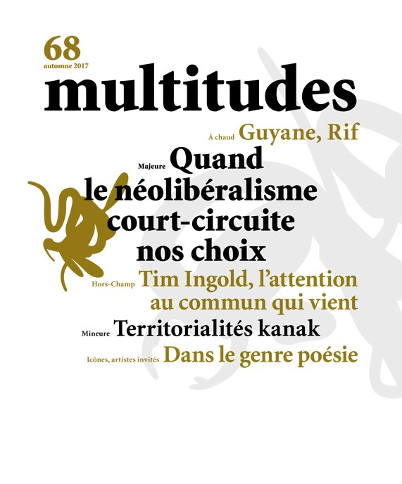 68. Multitudes 68. Automne 2017
